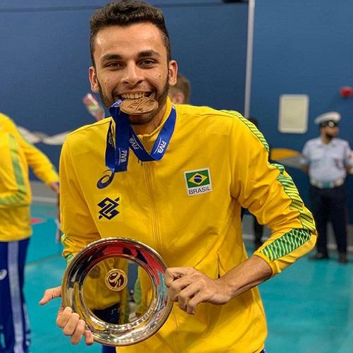 Edson Junio Souza da Paixão