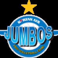Korean Air Jumbos