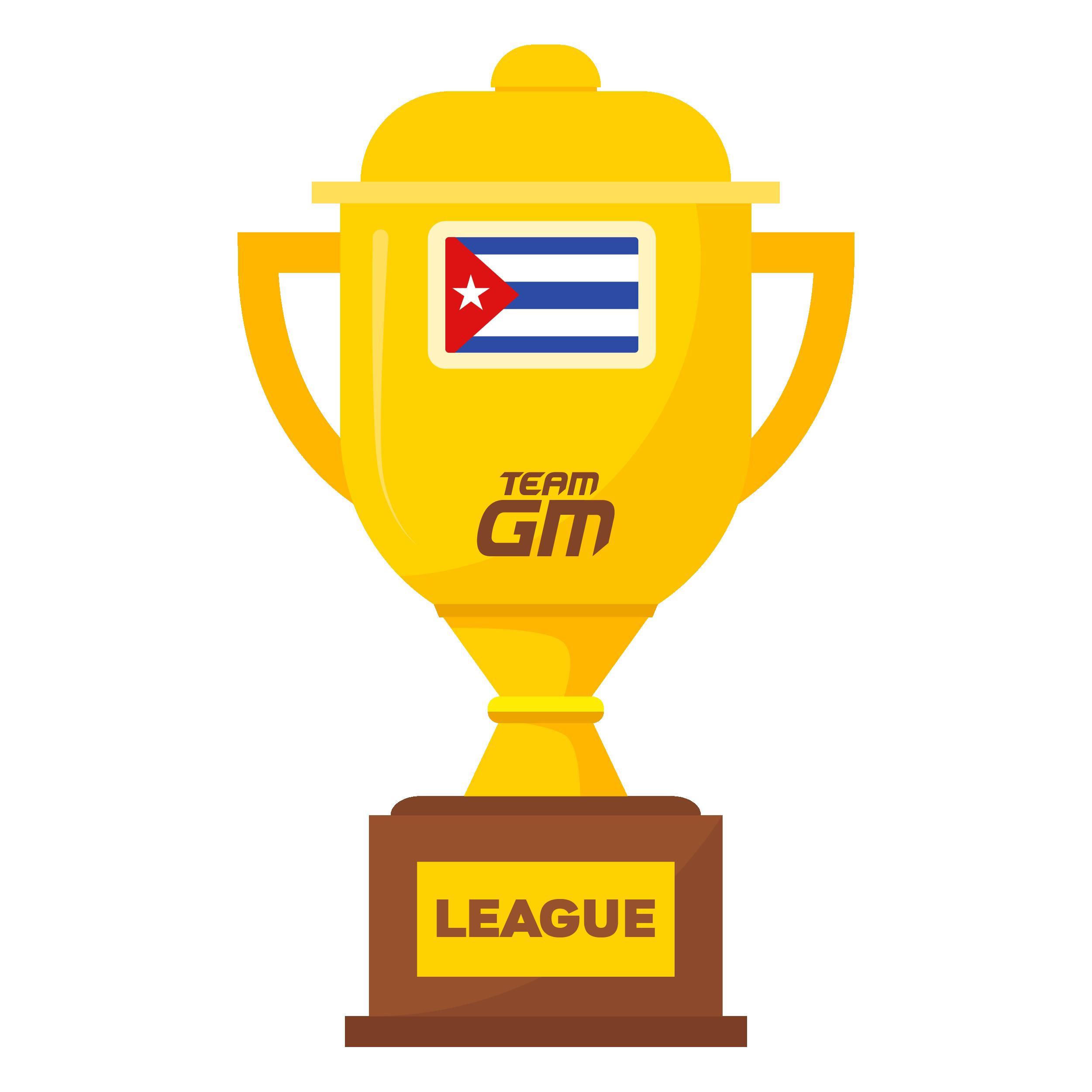 1ST - CUBAN LEAGUE