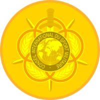 1ST - WORLD MILITARY CHAMPIONSHIP