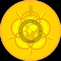 2ND - WORLD MILITARY CHAMPIONSHIP