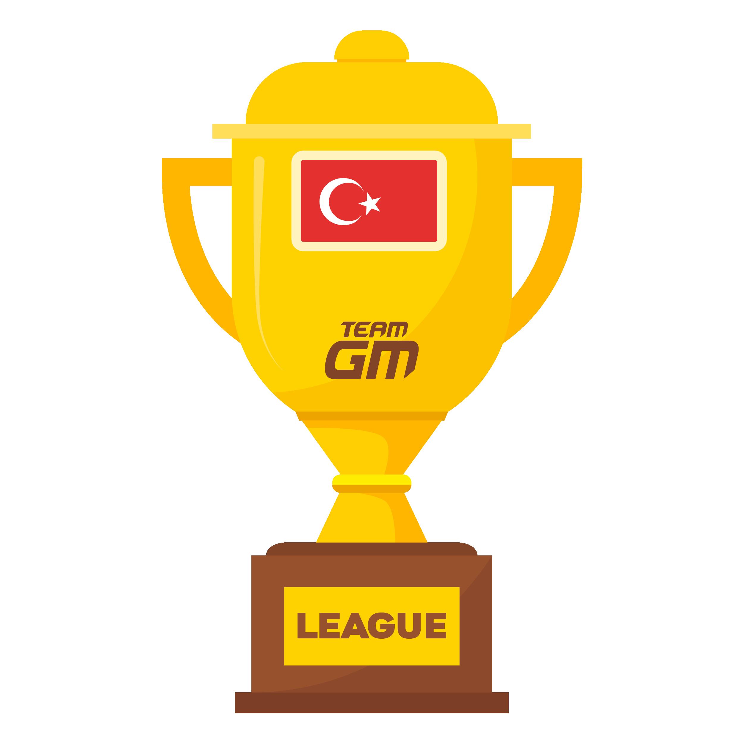 3RD - TURKISH LEAGUE