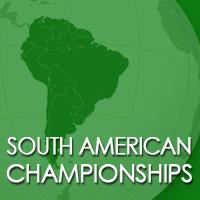 1ST - SOUTH AMERICAN CHAMPIONSHIP U20