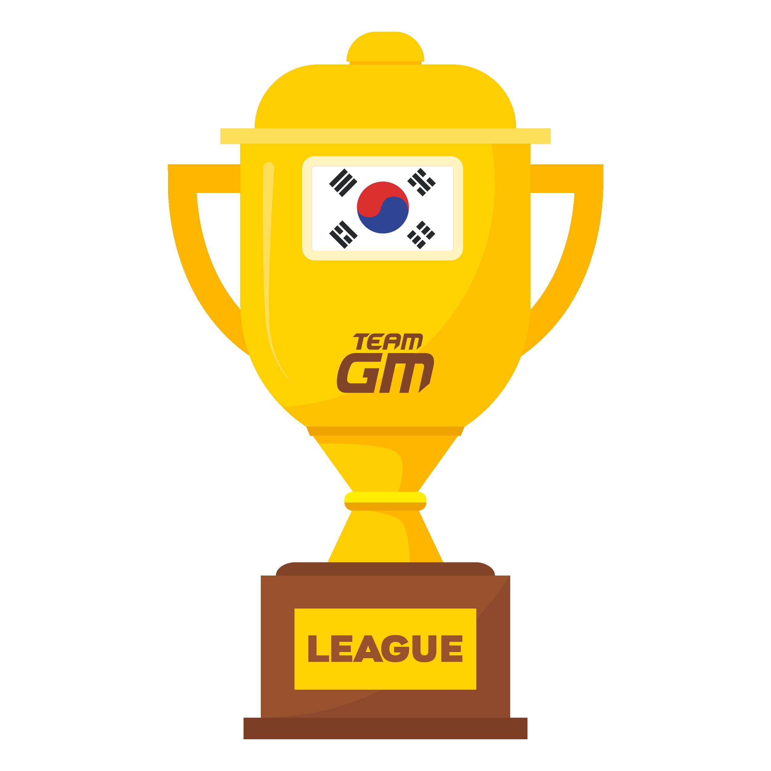 1ST - KOREA V-LEAGUE