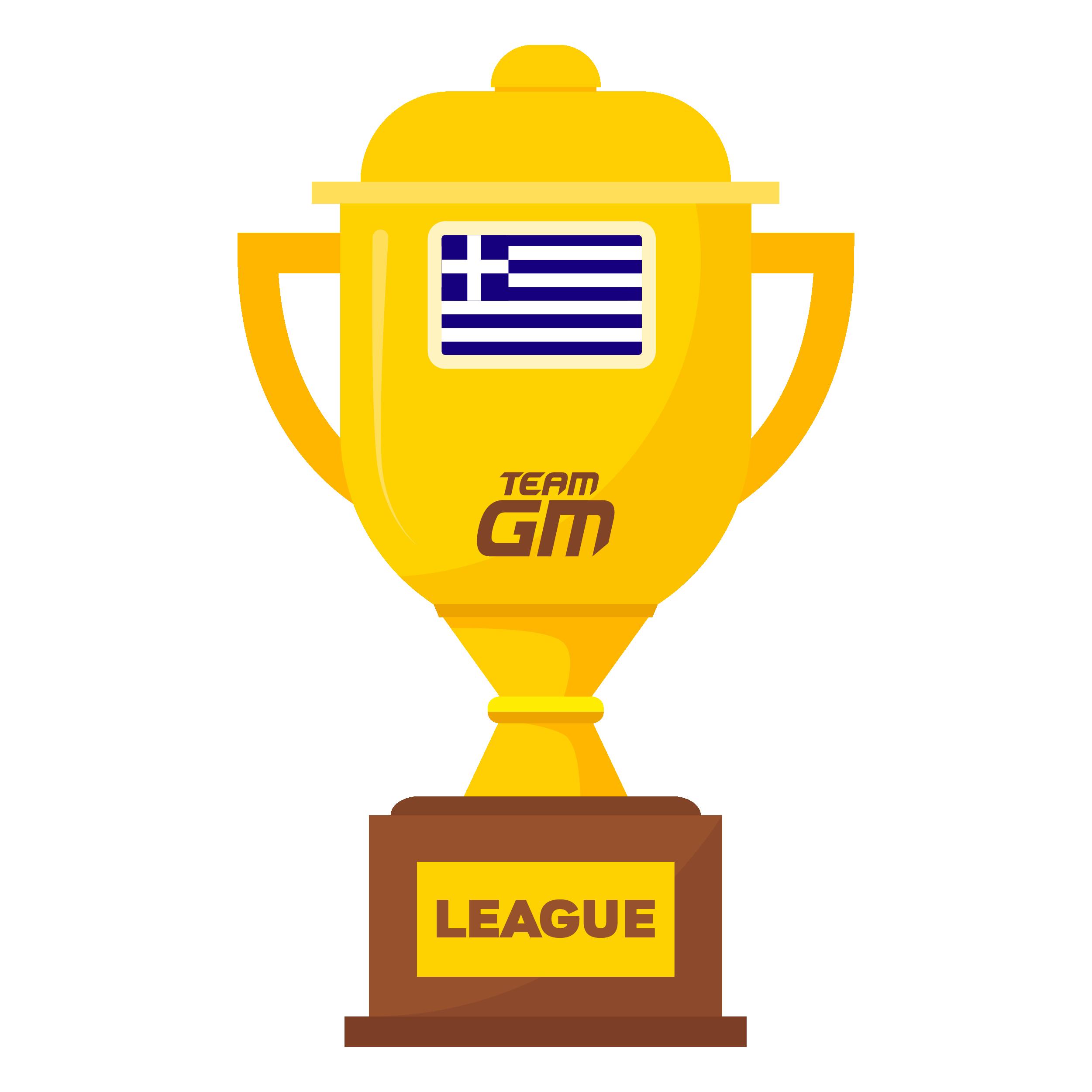 5TH - GREEK LEAGUE A1