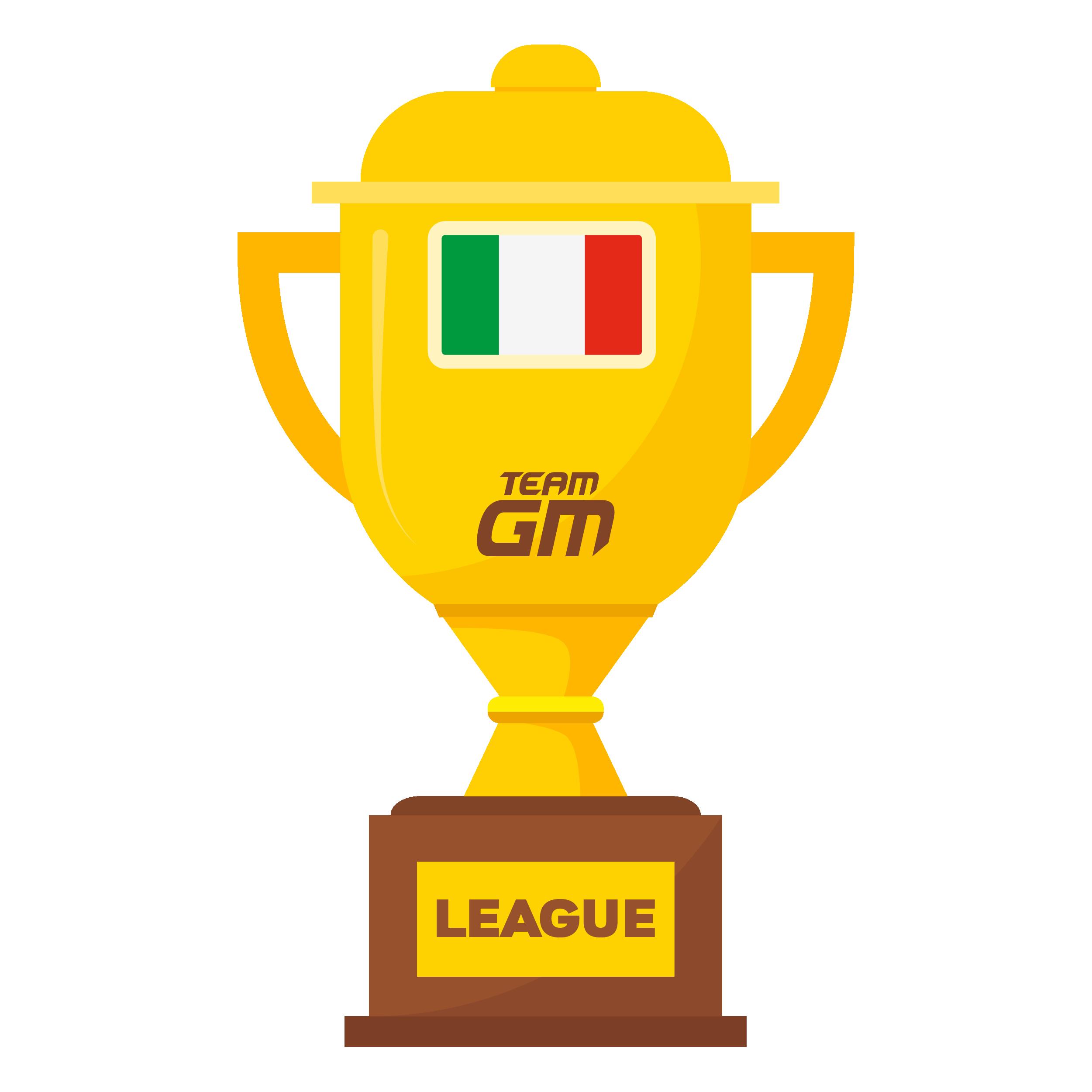 10TH - ITALIAN LEAGUE A1