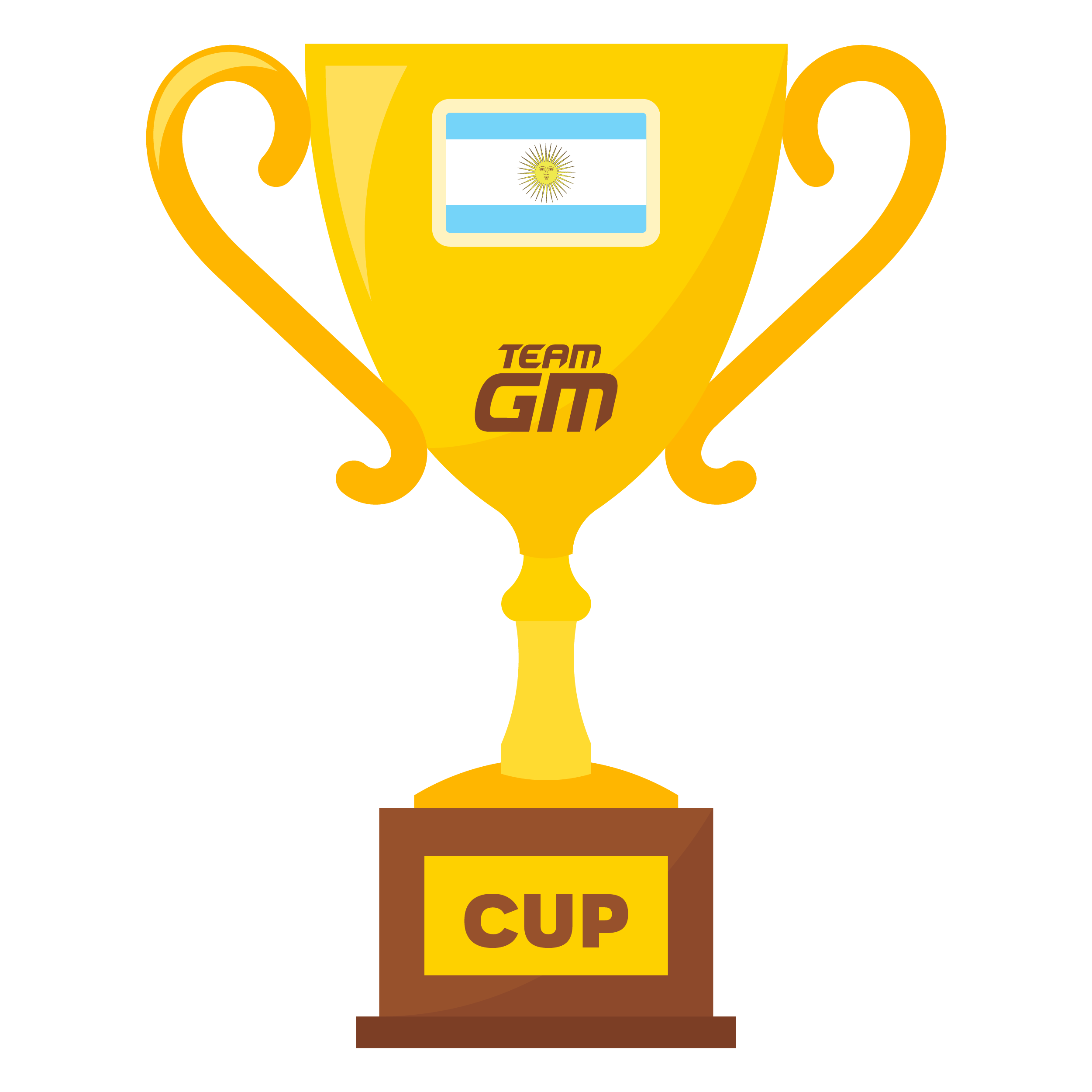 1ST - ARGENTINA CUP