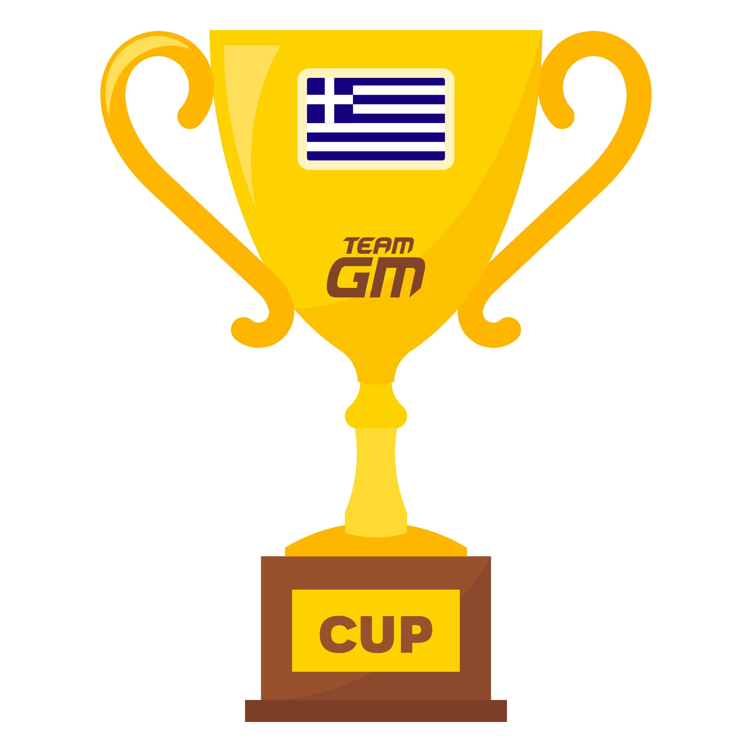 5TH - GREEK CUP