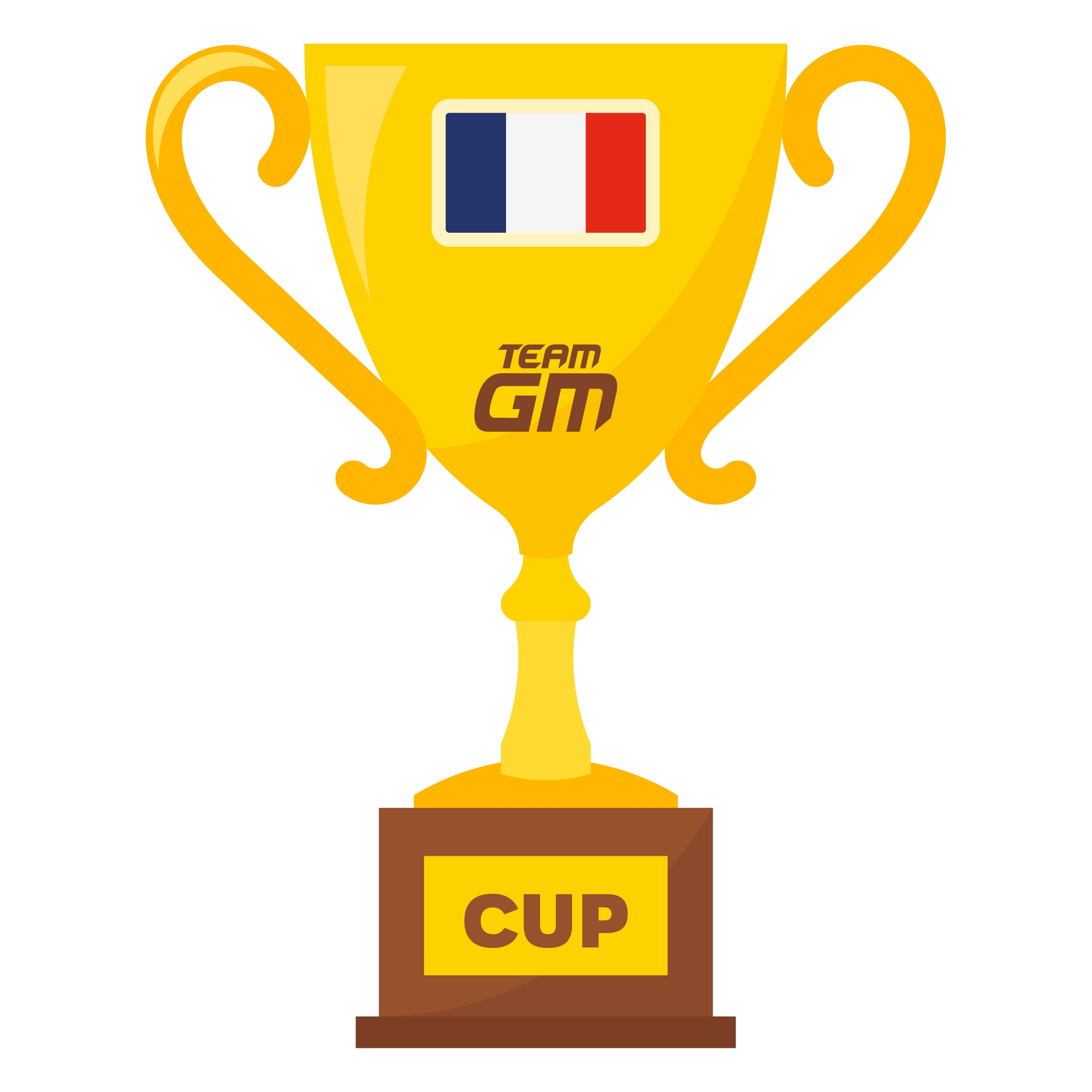 5TH - FRENCH CUP