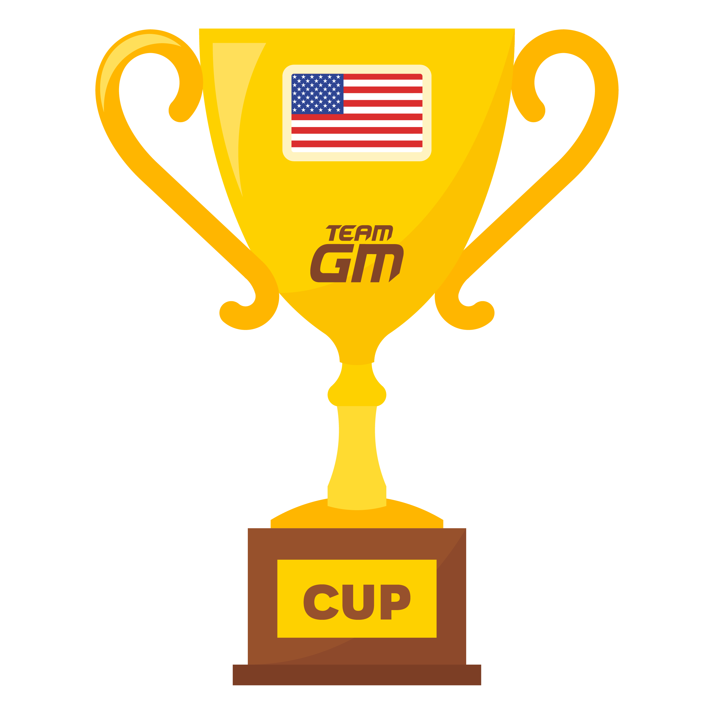 2ND - USA VOLLEYBALL CUP