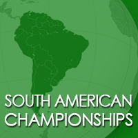 1ST - SOUTH AMERICAN CHAMPIONSHIP