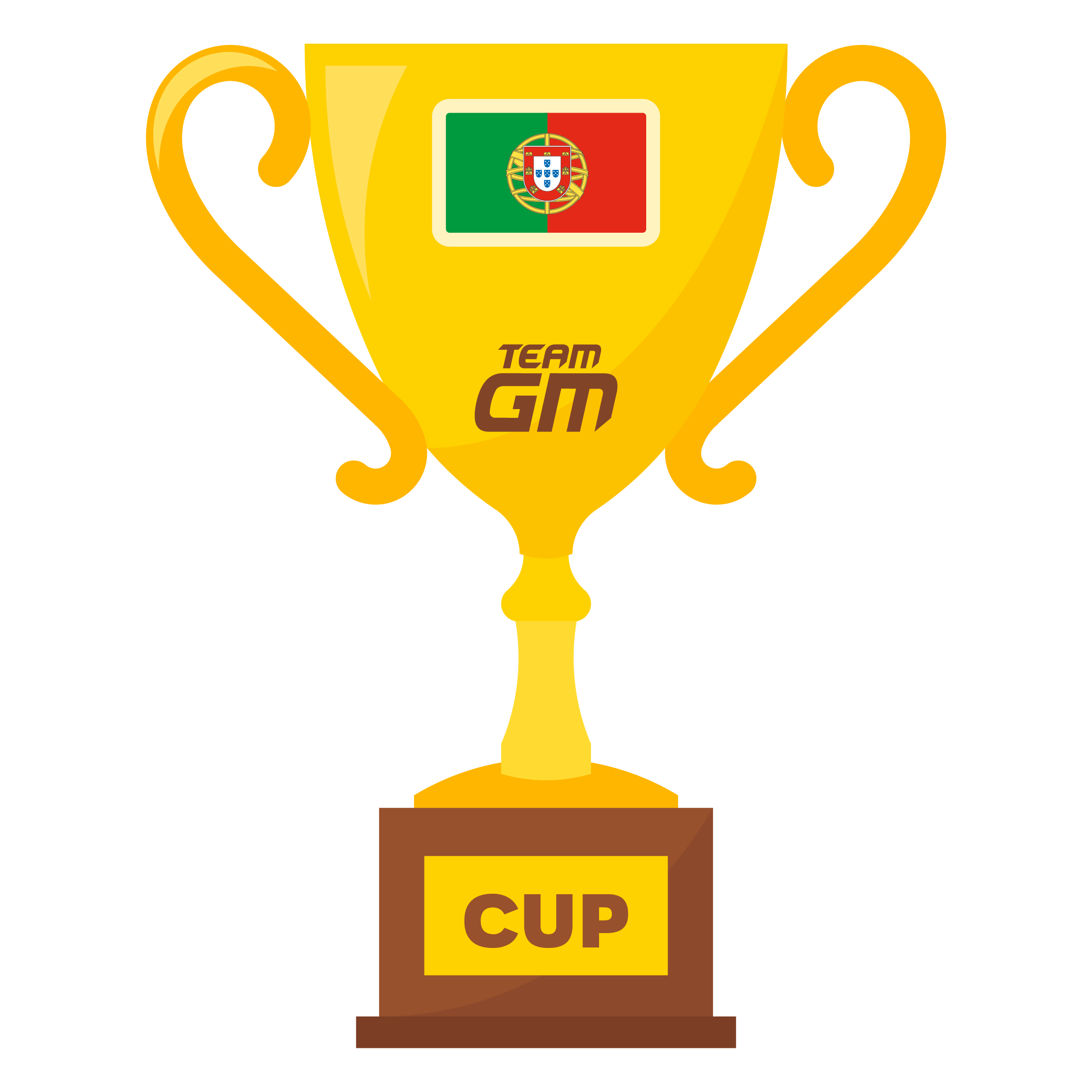 2ND - PORTUGAL CUP